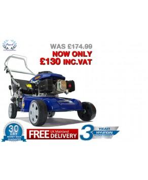 Garden Equipment - Hyundai HYM41P Petrol Push Rotary Lawn Mower