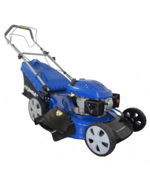 Garden Equipment - Hyundai HYM46SP Petrol Self-Propelled 4-in-1 Rotary Lawnmower