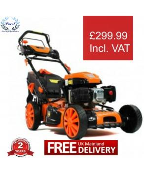 Garden Equipment - P1PE P5100SPE 173cc Petrol Self Propelled, Electric Start Rotary Lawn Mower