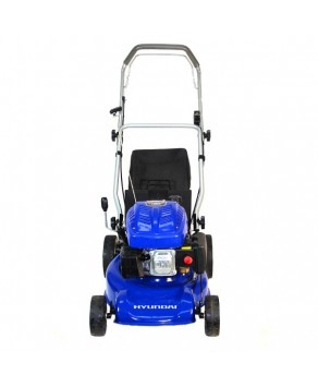 Garden Equipment - Hyundai HYM43P Petrol Powered Push Rotary Lawnmower