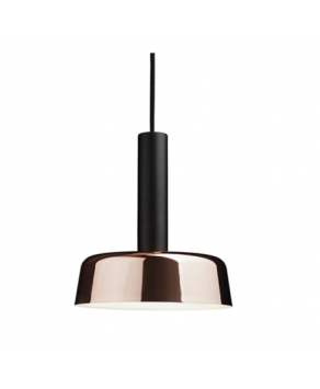 Innolux Café Copper and Black Pendant Lamp