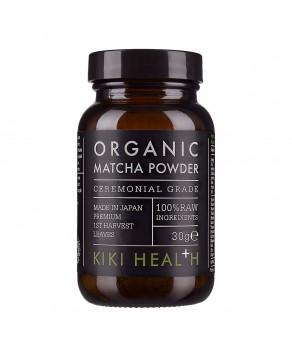 Organic Premium Ceremonial Matcha Powder-30g