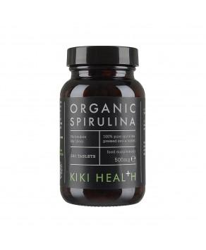 Organic Premium Spirulina Tablets (200 Tablets)