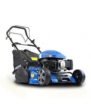 Lawnmower- Hyundai HYM460SPR Lawnmower Self Propelled 135cc Petrol Roller Mower Lawn Mower