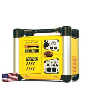Champion 1000 Watt Inverter Generator 71001I -EChampion 1000 Watt Inverter Generator 71001I -E