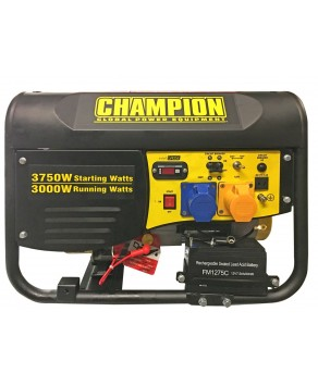 Champion 3500 Watt Generator- CPG4000E1