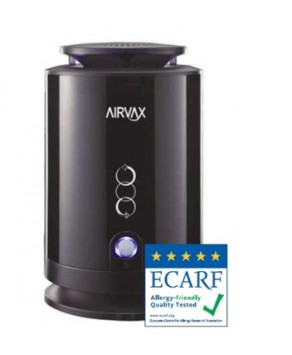 Air Purifier - Meaco Airvax 33X2 (Black)