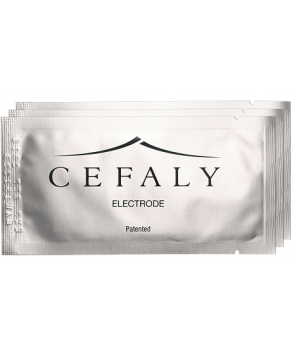 Migraine Treatment - Cefaly II Multi Use Electrodes (Pack of 3)