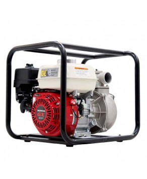 "Garden Equipment - BE BW265HR Honda GX200 Engine 2"" (50mm) Petrol Water Pump"