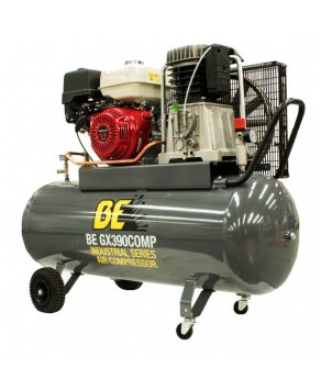 Garden Equipment - Honda GX390 200L Electric Start Petrol Air Compressor GX390COMP-E