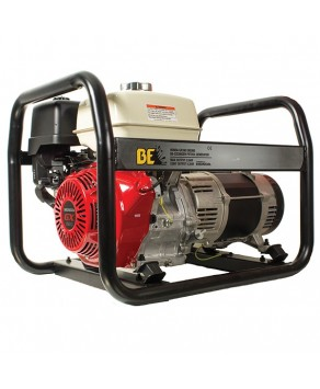 Garden Equipment - Honda Powered GX390 5.5kW Dual Fuel Petrol/LPG Generator BE-GX390GEN/LPG