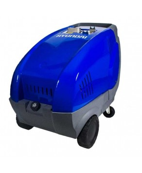 Garden Equipment - Hyundai HYW10200 Electric Hot Water, Portable Pressure Washer
