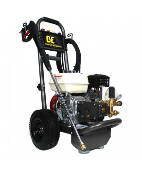 Garden Equipment - Honda Powered Petrol Pressure Washer GX200 2500psi B2565HA