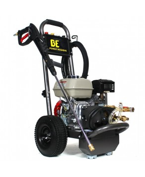 Garden Equipment - Honda Powered Petrol Pressure Washer GX200 2500psi B2565HAS