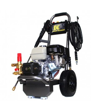 Garden Equipment - Honda Powered Petrol Pressure Washer GX200 2500psi B2565HG