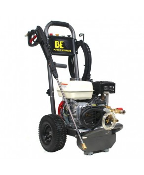 Garden Equipment - Honda GX200 Powered Petrol Pressure Washer 2500psi B2565HGS