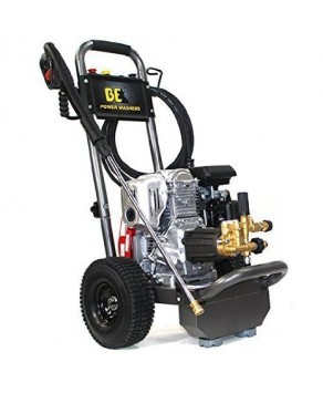 Garden Equipment - Honda Powered Petrol Pressure Washer GC160 2700psi B275HA