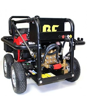 Garden Equipment - Honda Powered Petrol Pressure Washer GX690 5000psi PE-5024HWEBGEN