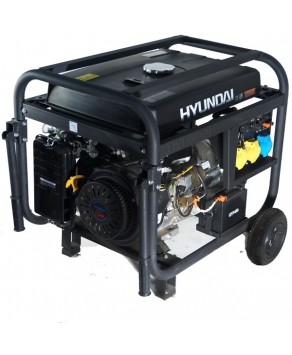 Garden Equipment - Hyundai HY7000LEk 5.5kW Electric Start Petrol Generator
