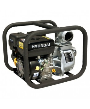 "Garden Equipment - Hyundai HY80 80mm 3"" Petrol Water Pump"