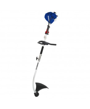 Garden Equipment - Hyundai HYTR2650 Petrol Bent Shaft Grass Trimmer c/w Split Shaft