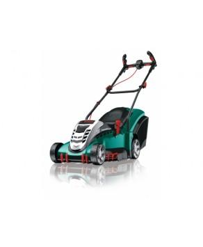 Garden Equipment - Bosch Rotak 43Li Ergoflex Cordless Cordless Rotary Mower 2 Batteries
