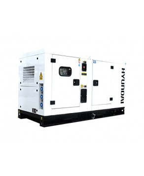 Garden Equipment - Hyundai DHY14KSE 1500rpm 14kVA Three Phase Diesel Generator