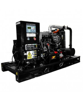 Garden Equipment - Hyundai DHY18KEm 1500rpm 23kVA Single Phase Diesel Generator