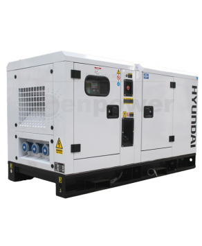 Garden Equipment - Hyundai DHY18KSEm 1500rpm 18kVA Single Phase Diesel Generator