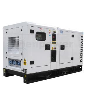 Garden Equipment - Hyundai DHY18KSEm 1500rpm 18kVA Single Phase Diesel Generator