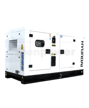 Garden Equipment - Hyundai DHY53KSEm 1500rpm 60kVA Single Phase Diesel Generator