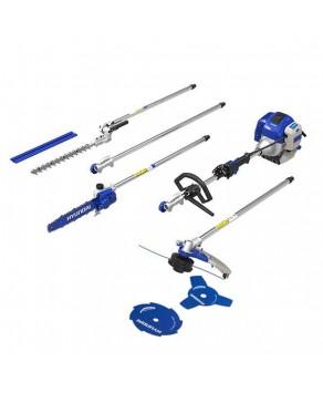 Garden Equipment - Hyundai HYMT5080 50.8cc Petrol Multi-Tool