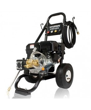 Garden Equipment - Hyundai HYW3100P2 Petrol Pressure Washer 3100psi