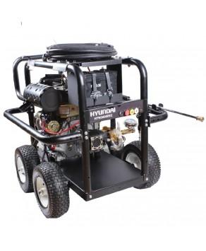 Garden Equipment - Hyundai HYW3600DE2 3600psi Diesel Pressure Washer