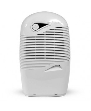 Dehumidifier - Ebac 2650e 18L White with Free Drainage Kit