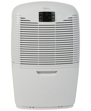 Dehumidifier - Ebac 3850e 21L White with Free Drainage Kit