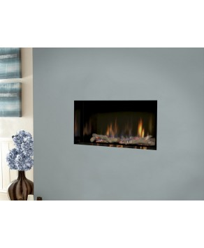 Designer Fire - Verine Atina HE Balanced Flue Trimless Fire