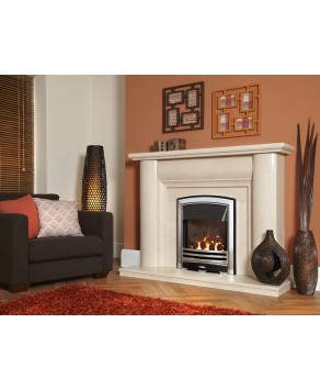 Designer Fire  - Verine Orbis HE Slide Control Gas Fire
