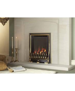 Designer Fire - Verine Quasar HE Coal Remote Control Gas Fire - Choose your Free Fret (Please Refer to Picture 2):  - Choose you Free RC Trim (Please Refer to Picture 3 & 4):