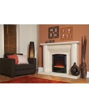 "Designer Fire Electric - Celsi XD Decadence Black Nickel Electricflame 16"""