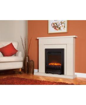 Designer Fire Electric - Celsi Traditional Insert Royal Black 16''