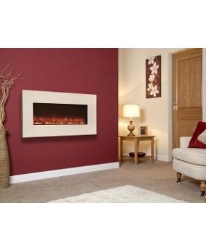 Designer Fireplace - Celsi Royal Botticino 1100
