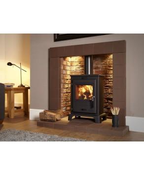 Designer Fire - Flavel Dalton Multifuel Stove