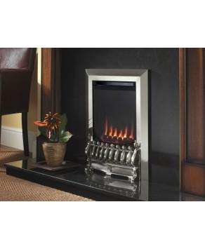 Designer Fire - Flavel FBFC3JMN Silver Raglan Balanced Flue Gas Fire - MC
