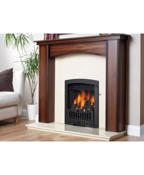 Designer Fire - Flavel FDCN57SP Black Rhapsody Gas LPG – SC