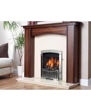 Designer Fire - Flavel FDCN68SN Silver Rhapsody Gas – SC