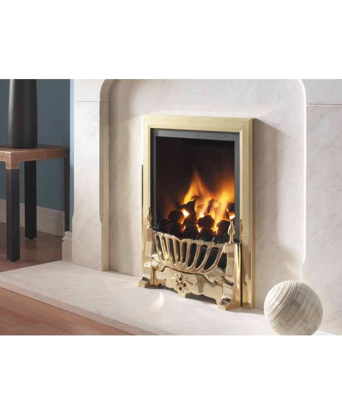 Gas Fire Kenilworth Traditional Brass Will Make Your