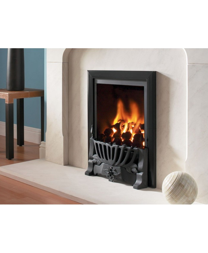 Gas Fire Kenilworth Black Will Make Your Winter Days
