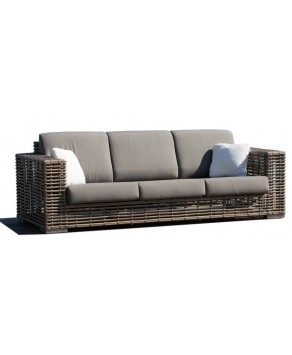 Garden Furniture - Skyline Design - Castries Sofa