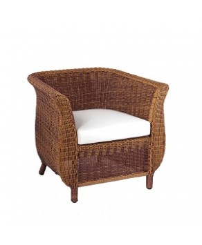 Garden Furniture - Jamaica Arm Chair with Cushion